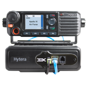 Sterowanie TRX DSR300H do Hytera MD785