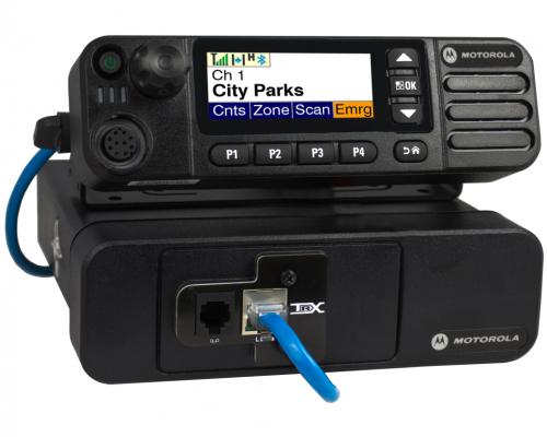 Sterowanie krótkiego zasięgu Motorola DM4600