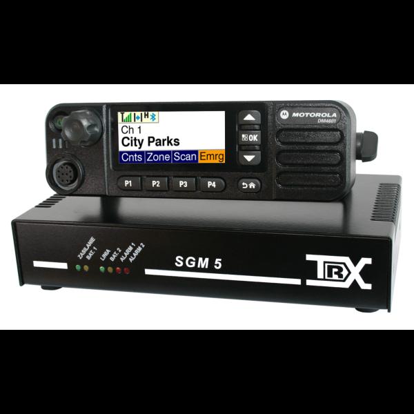 Sterowanie TRX SDM4600