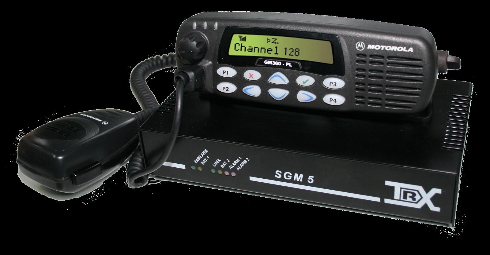TRX SGM5 V7 Motorola GM360