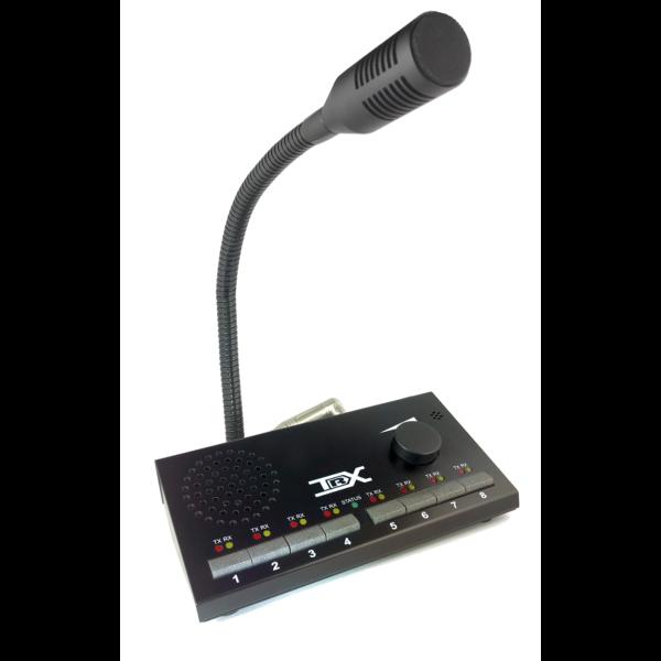 Pulpit dyspozytorski USB TEX TJ8P
