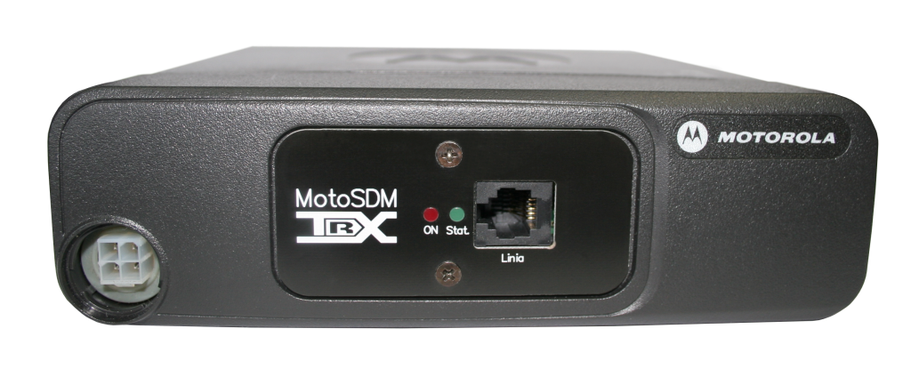 Sterowanie TRX do Motorola DM3600