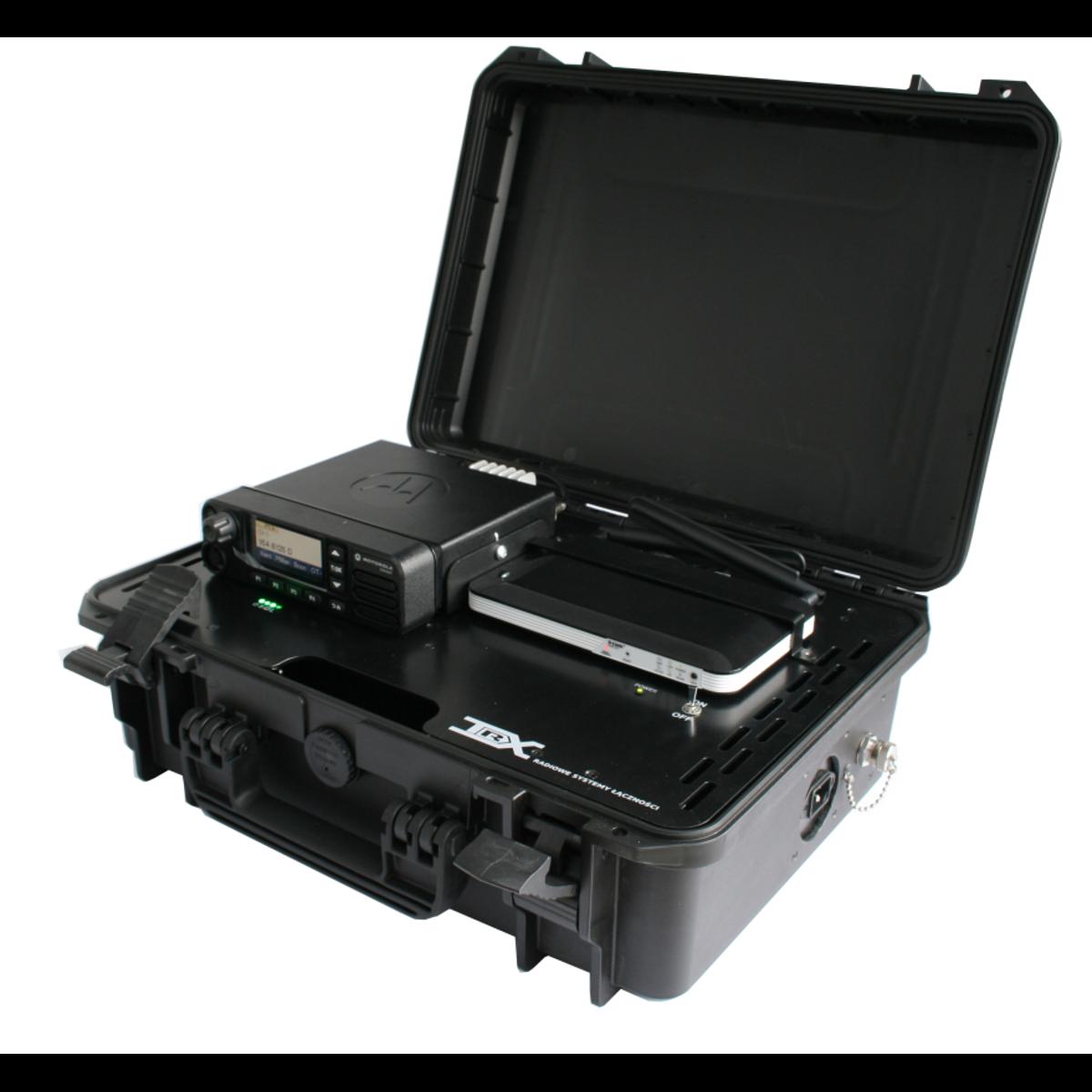 Zestaw Radiowy Mobilny sterowanie SGM5ES