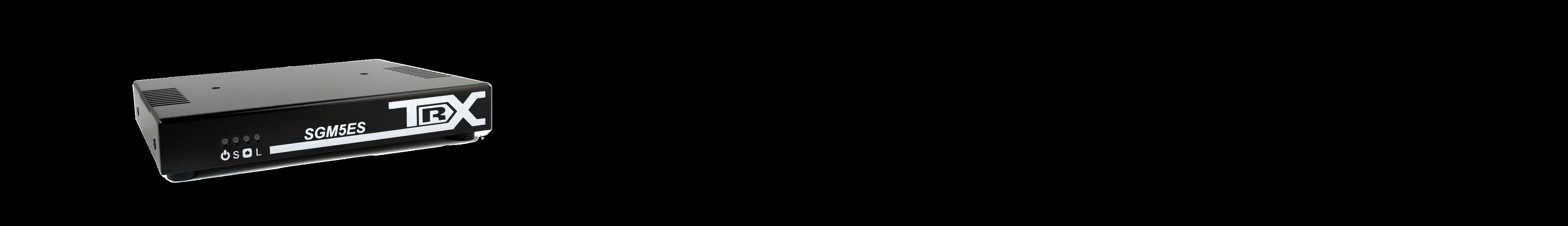 TRX SGM5ES slider