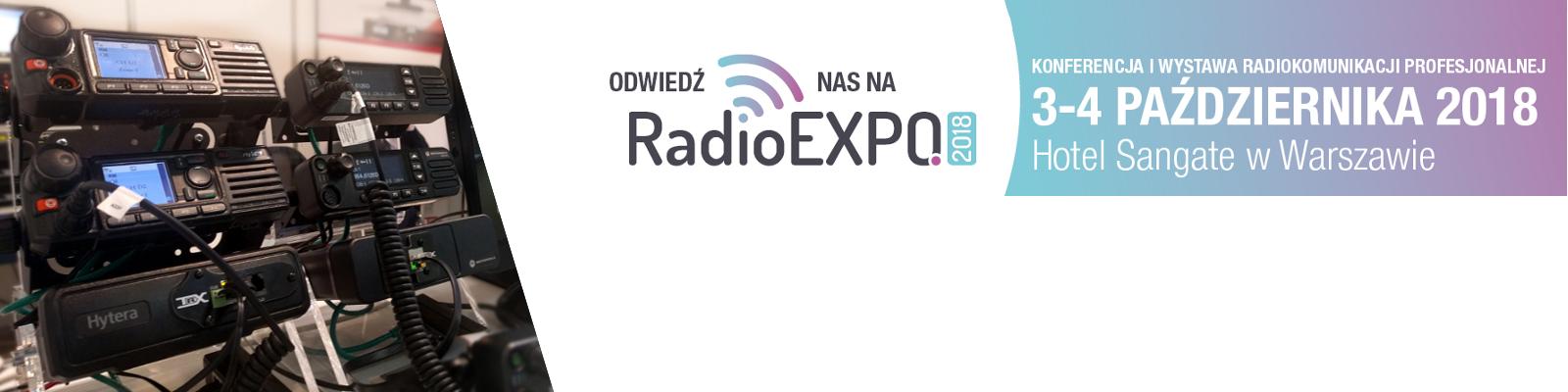Targi RadioEXPO 2018