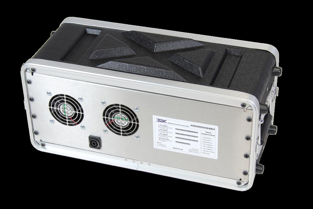 Zestaw 3-radiowy mobilny TRX tył